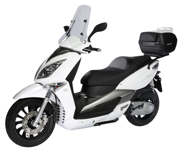scooter AEON 125