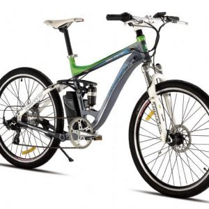 electric bike los gigantes