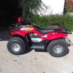 quad kymco mxer 150cc for rent