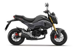 Honda MSX 125 on sale for 3.095 euro in motostyle los gigantes