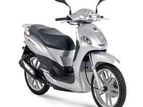 sym simphony 125 for rent in los gigantes - scooter 125 for rent